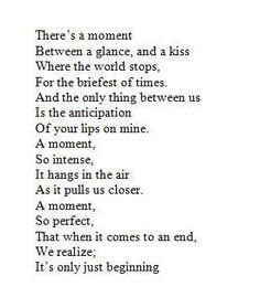 Anticipation Love Quotes