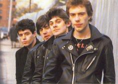 Stiff Little Fingers, circa sometimes referred to as the Irish version of The Clash! 80s Punk Bands, Photo Rock, Stiff Little Fingers, Sister Band, 70s Punk, Band Pictures, Alternative Music, Band Posters, Psychobilly