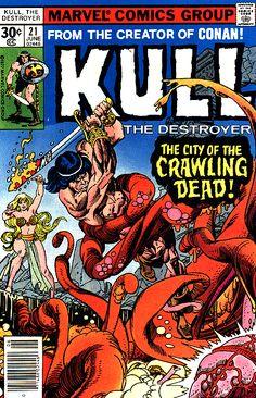 Kull The Destroyer #21