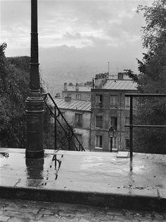 André Kertész Paris, October, 1963