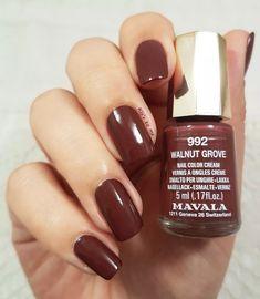 Mavala Nail Polish, Best Nail Polish, Beauty Nails, Nail Colors, Swatch, Make Up, Meyou, Inspiration, Collection