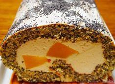 Rolada makowa - przepis ze Smaker.pl Cheesecake, Pudding, Recipes, Bakken, Flan, Cheesecake Pie, Puddings, Rezepte, Cheesecakes