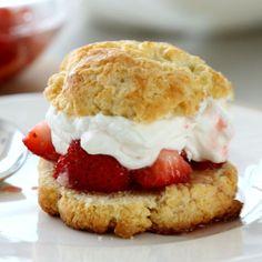 The Ultimate Strawberry Shortcake Recipe