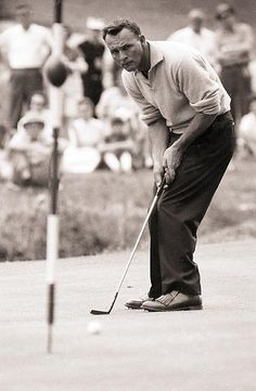 Arnold Palmer 1960 Our Residential Golf Lessons are for beginnersIntermediate & advanced . Our PGA professionals teach all our courses in a incredibly easy way to learn and offers lasting results at Golf School GB www. Best Golf Clubs, Best Golf Courses, Golf 7 R, Play Golf, Golf Etiquette, Golf Score, Vintage Golf, Golf Exercises, Golf Player