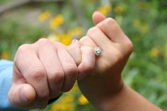 Promise to love and cherish you forever <3