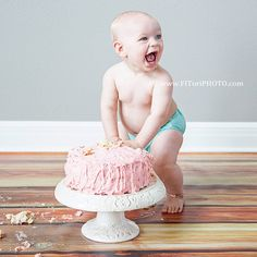 I don't like the cake but I love the photo :). Placing the cake stand on the floor seems like a good idea!