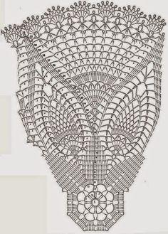 Kira crochet: Scheme no. 80