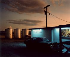 Paris, Texas, Distance and Almost No Humans in Wim Wender's 'Written in the West' | ASX