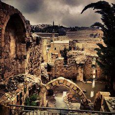 Old City of Jerusalem / Հին Քաղաք / העיר העתיקה / البلدة القديمة / Старый город in שלם, ירושלים