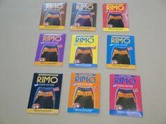 Βαφές ρούχων RIMO