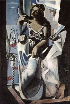 Venus and a Sailor, 1925