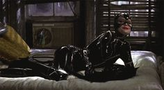 And she really embodied a cat!   Irrefutable Proof That Michelle Pfeiffer Is The Greatest Catwoman Ever