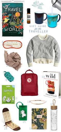 Christmas Gift Guide #5: For The Traveller