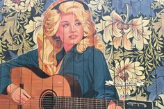 For all your family photo needs over the holidays, 23 great Nashville backdrops from StyleBlueprint Nashville.  Personally, we'd go with Dolly every time.
