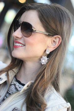 love these accessory jane chandelier earrings