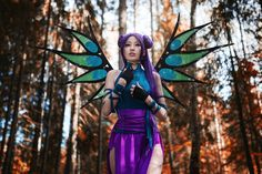 cosplay Hay Lin adult version by HelenaRay Witch Cosplay, Cosplay Diy, Casual Cosplay, Cosplay Outfits, Best Cosplay, Cosplay Girls, Witch Hay Lin, Cosplay League Of Legends, Face Characters