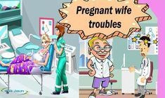 This joke is between a doctor and a patient when her 37 weeks pregnant wife is in the labour room 37 Weeks Pregnant, Pregnant Wife, Doctor Jokes, Room, Fictional Characters, Bedroom, Rooms, Fantasy Characters, Rum