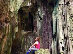 Silabur Cave Adventure  With Valerie Veronica T. James.