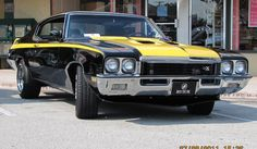 Buick GSX. Rare color option.
