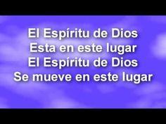 ESPIRITU DE DIOS LLENA MI VIDA ! honrando la persona del Espiritu Santo - YouTube
