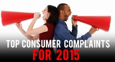 When it comes to ticking-off consumers, these industries are pros …