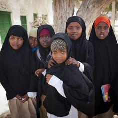 Kids from Berbera - Somaliland (by Eric Lafforgue)