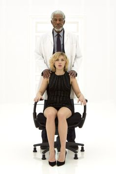 Lucy [Brilliant movie, as long as people remember it's science FICTION. Geez…