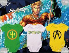 Na BABY BRUTTU você encontra body do aquaman, batman, robin e outros super-heróis.
