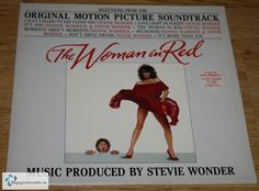 #Stevie#Wonder#The#Woman#In#Red#Vinyl
