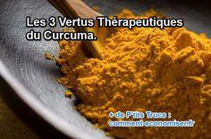 Le proprietà terapeutiche della salute curcuma