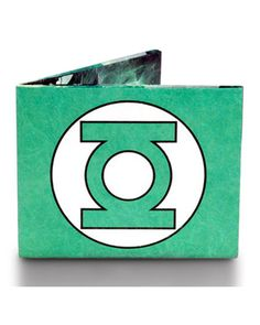 Green Lantern Mighty Wallet $15