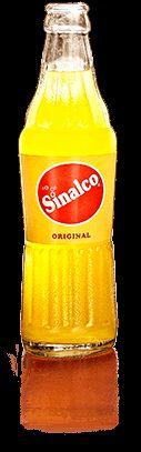 SINALCO  Limonade Wow! I drank this 30 years ago in Frankfurt and Switzerland!