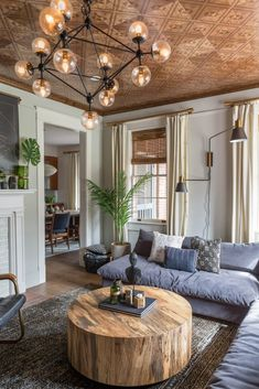21 Rustic Living Room Furniture Ideas to Warm Up Your Home - The Trending House Interior Design Minimalist, Home Interior, Living Room Interior, Home Living Room, Interior Design Living Room, Living Room Designs, Living Room Decor, Interior Livingroom, Modern Interior