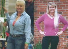 """Renee S: """"I did start losing even through Thanksgiving... then through Christmas, New Year's and I am still losing. I have gone from 12/14 size pants to 9's, I have lost 15 lbs. which does not sound like much but I have lost a total of 35 ½ inches all over my body and my blood pressure has been fine!"""" #health #fibro"""