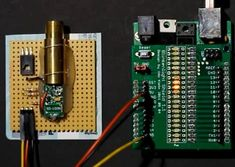 Surely, we can also make better laser range finder with raspberry pi using idea given in this blog post. Do you have better plan? #thearduinoshop