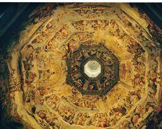 Giorgio Vasari, interior of Brunelleschi's dome, the Duomo, Florence