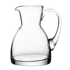 Made To Order 8.75H X 4T 43.25 oz Handmade Pitcher/Case of 6 Tags:  Pitcher; Handmade Pitchers; Glass Pitcher; https://www.ktsupply.com/products/32797331771/Made-To-Order-875H-X-4T-4325-oz-Handmade-PitcherCase-of-6.html