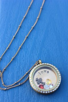 Living locket from Origami Owl