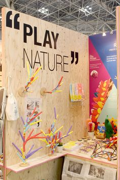 """Lupe Toy from Mexco """"PLAY Nature 2015.JUL.8-10"""