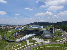 Central Taiwan Innovation Campus MOEA / Bio-architecture Formosana + NOIZ ARCHITECTS