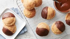 Put in just a little bit of work and receive a whole lot of praise for baking these sensational sweets!