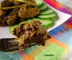 Beef Rendang 'Shiok' ~ Spicy Dry Coconut Beef Recipe