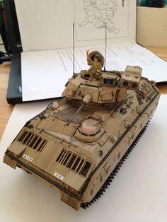 1/35 M2A2 bradley