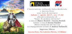 """MedioEvo Weblog: """"Ivano. Il Cavaliere del Leone"""" presentazione a Milano"""