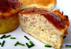 Nejedlé recepty: Zapečený sýr se šunkou