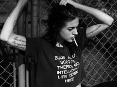 We're Calling It: Frances Bean Cobain Is Fashion's New Face   | StyleCaster