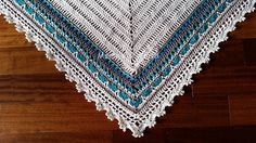 Sunday Shawl by Little Bee