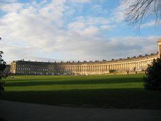 Beautiful city of Bath