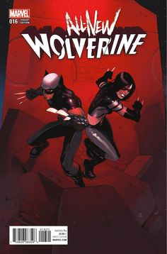 Preview: All-New Wolverine #16, Story: Tom Taylor Art: Nicole Virella Cover: David Lopez Publisher: Marvel Publication Date: January 11th, 2017 Price: $3.99    WOLVERI...,  #All-Comic #All-ComicPreviews #ALL-NEWWOLVERINE #Comics #DavidLopez #Marvel #NicoleVirella #previews #TomTaylor