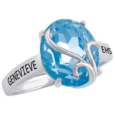 Afire class ring by ArtCarved.  New for back to school 2013.
